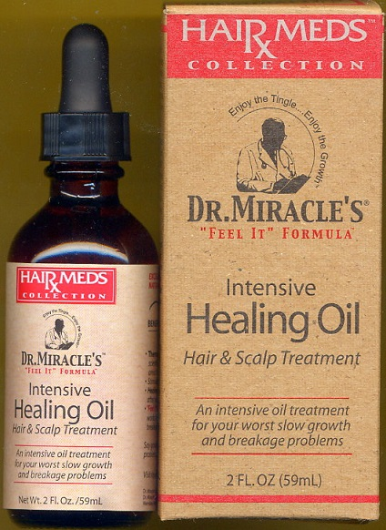 Dr.Miracle's Intensive Healing Oil 59ml